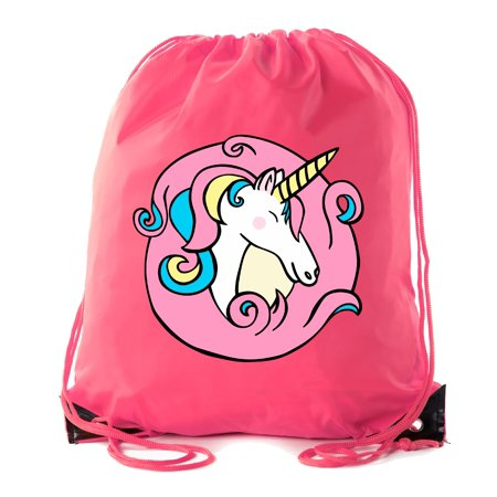 Unicorn Drawstring Bags Unicorn Treat Bags for Birthday Gift Bags & Baby - Baby Shower Treat Bags