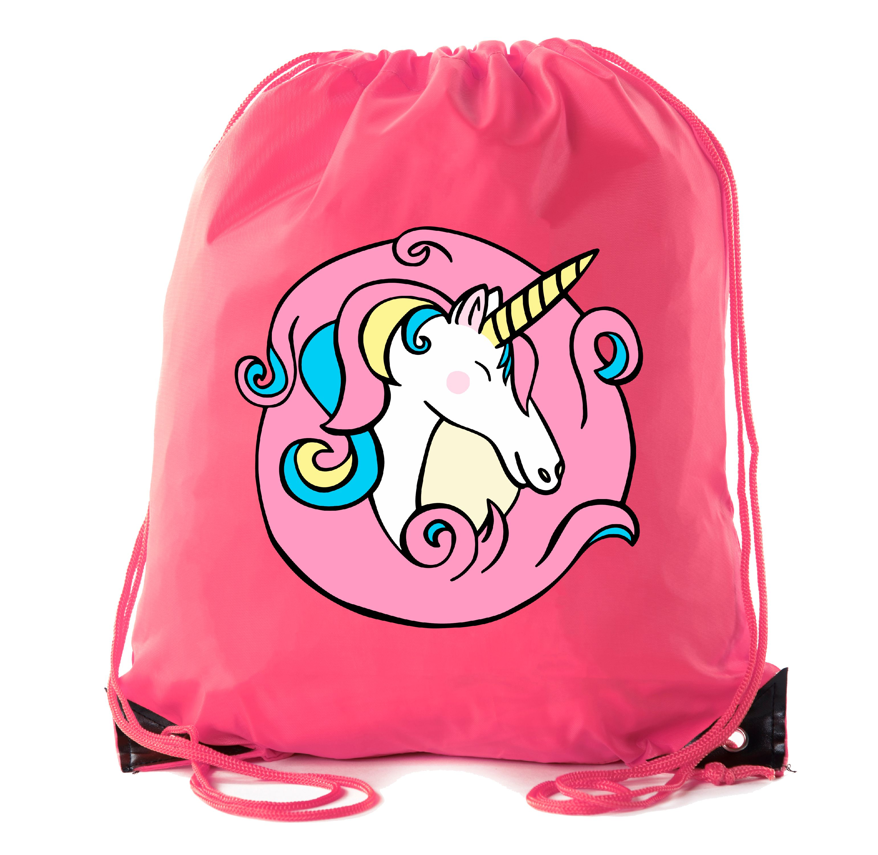 Unicorn Drawstring Bags Unicorn Treat Bags for Birthday Gift Bags & Baby Showers