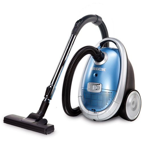 Oreck Quest Bagged Canister Vacuum, MC1000