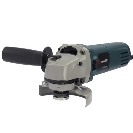 220V 880W Multifunctional Handheld Electric Angle Grinder Polisher Grinding Machine for Metal Wood Stone Cutting