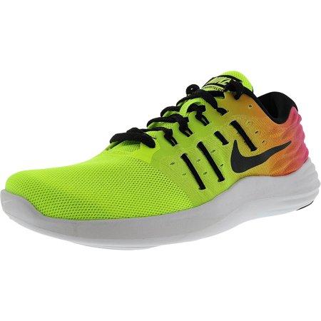3943e5d58925 Nike Women s Lunarstelos Oc Multi-Color   Ankle-High Running Shoe - 7.5M ...