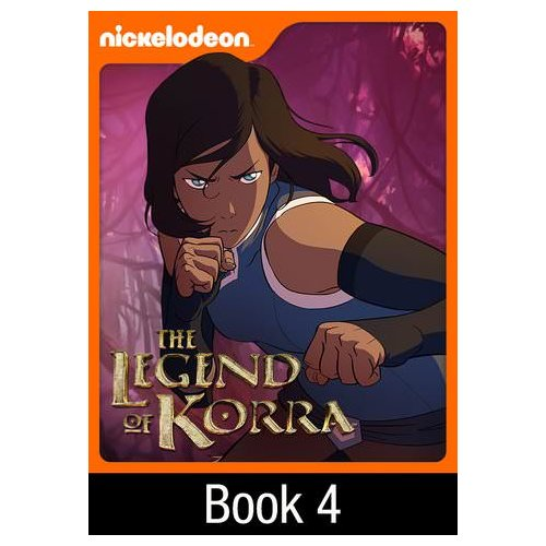 The Legend of Korra: Book 4 (2014)