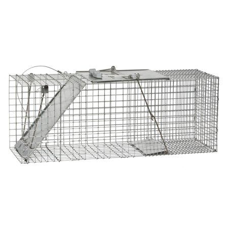 Havahart Cage Trap - Havahart Easy Set Large 1-Door Animal Trap