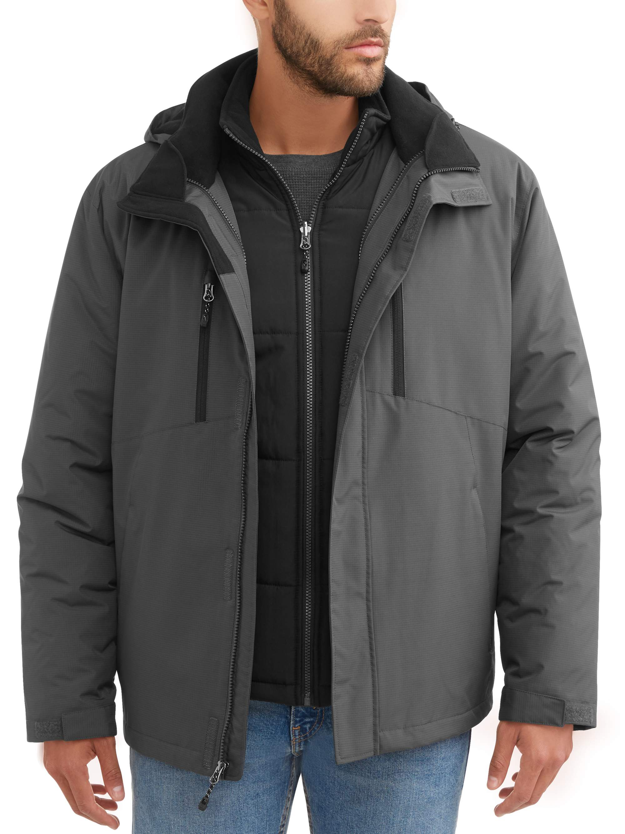 Men's 3 In 1 Systems Jacket up to size 5XL