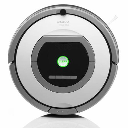 irobot roomba 760 vacuum cleaning robot for pets and. Black Bedroom Furniture Sets. Home Design Ideas