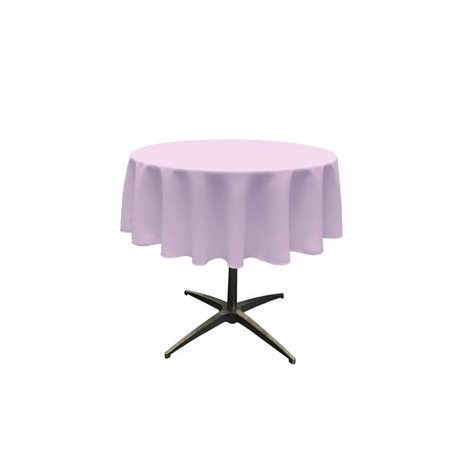 TCpop51R-LilacP45 Polyester Poplin Tablecloth, Lilac - 51 in. Round - image 1 of 1