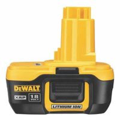 DeWALT Xrp Li-Ion Battery, 18V, 2.0Ah