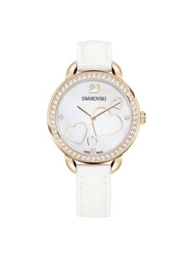 Aila Day Heart White Ladies Watch 5242514