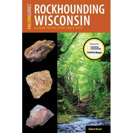 Rockhounding Wisconsin - eBook