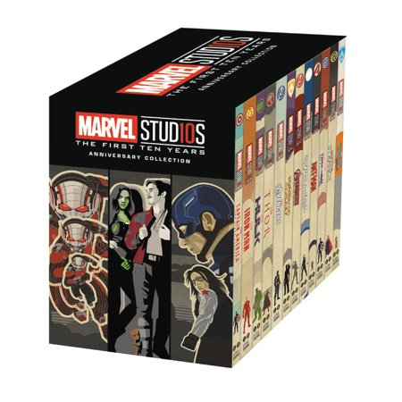 - Marvel Studios: The First Ten Years Anniversary Collection (Paperback)