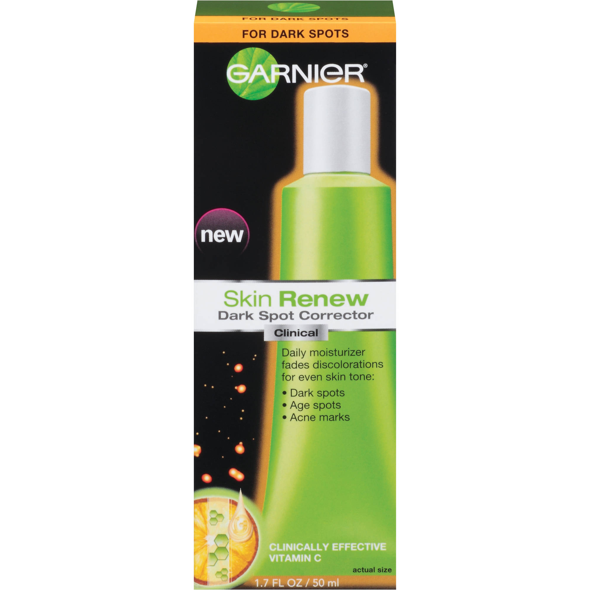 Garnier Skin Renew Clinical Dark Spot Corrector, 1.7 fl oz