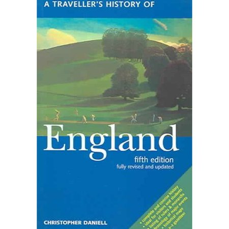 A Travellers History Of England by