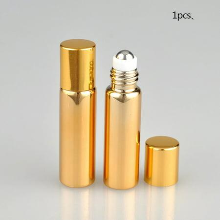 Mini Electroplating Uv Finishing Balls Oils Cosmetics Light-proof Sub-bottles - image 1 of 5