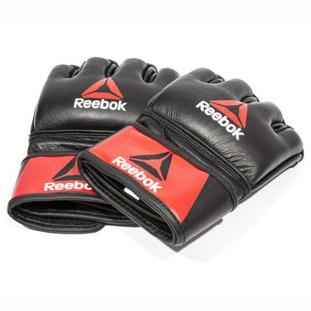 Reebok Combat Leather MMA Gloves (Best Mma Gloves Brand)