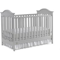 Fisher-Price Charlotte 3-in-1 Convertible Crib, Snow White