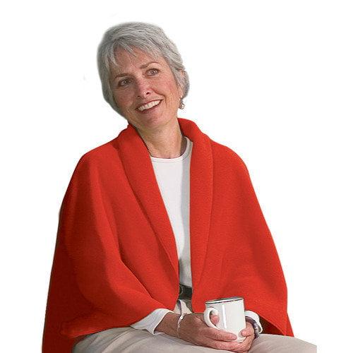 Silvert's Women's Cozy Lap Wrap Shawl