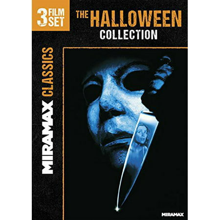 The Halloween Collection (DVD) - Halloween Michael Myers Movie Collection