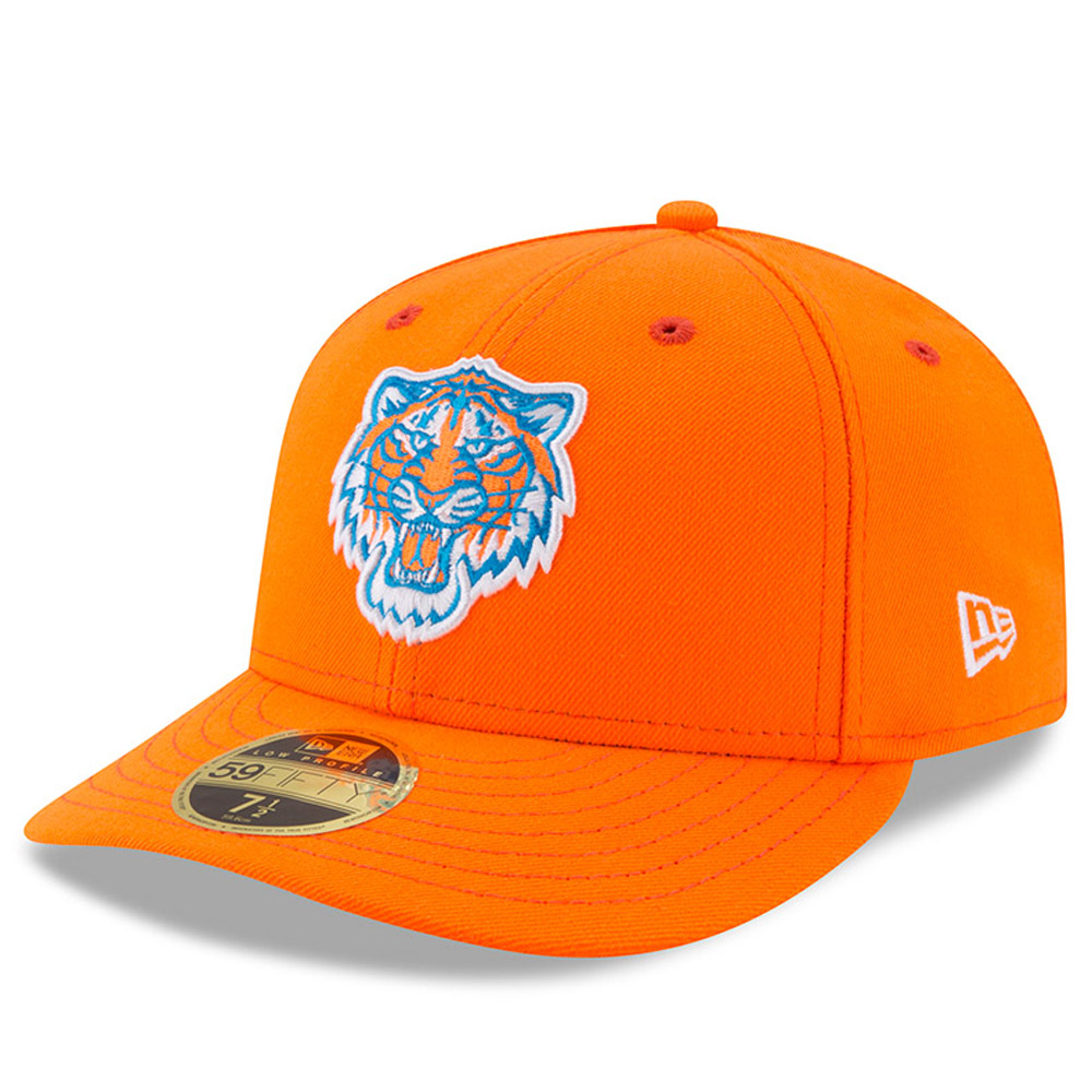 Detroit Tigers New Era 2017 Players Weekend Low Profile 59FIFTY Fitted Hat - Orange