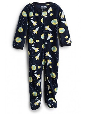 69b786121 Little Boys One-piece Pajamas - Walmart.com