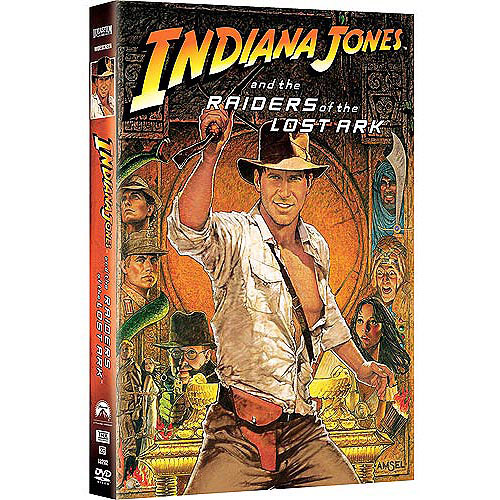 Indiana Jones & The Raiders Of The Lost Ark (Widescreen)