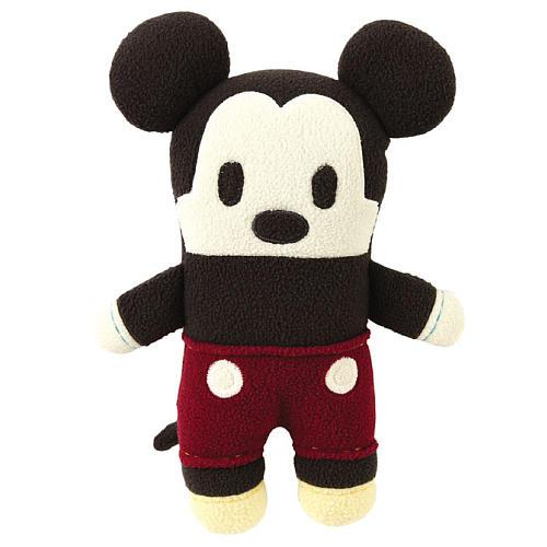 Disney Pook-a-Looz Mickey Mouse Plush Doll [Vintage Colors] by