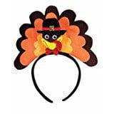 Turkey Headband (Turkey Headband Pkg/1)