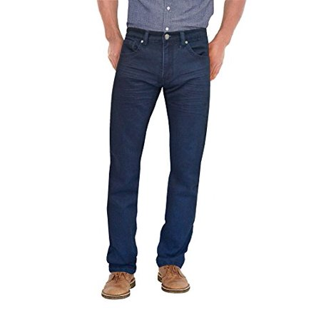 Agile Mens Super Comfy Straight Stretch Denim Jean