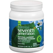 Seventh Generation Natural Laundry Detergent, Free & Clear, 70 Loads