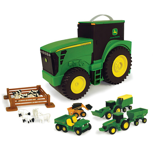John Deere Carry Case Bonus Pack