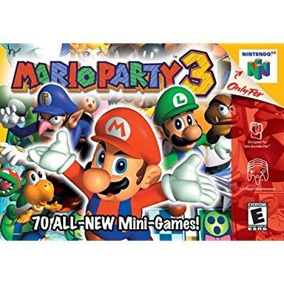 Nintendo Mario Party 3 N64 by Nintendo