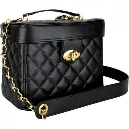 Ver Beauty VB002 31 Trunk Bag with Brush Holder Removable Shoulder Str