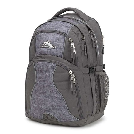 High Sierra Swerve Daypack SLATE/WOOLLY WEAVE