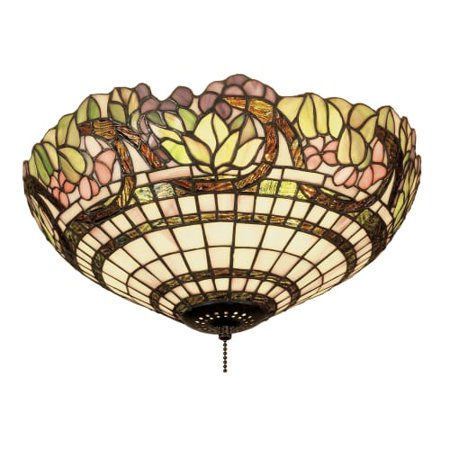 - Meyda Tiffany 47608 Handel Grapevine 3 Light 15