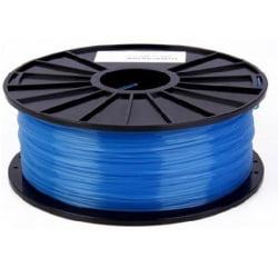 Transparent Blue 3D Printing 1.75mm PLA Filament Roll – 1 kg (1 pack)