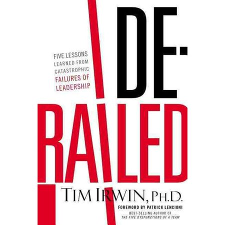 Derailed: Five Lessons Learned from Catastrophic Failures of Leadership by