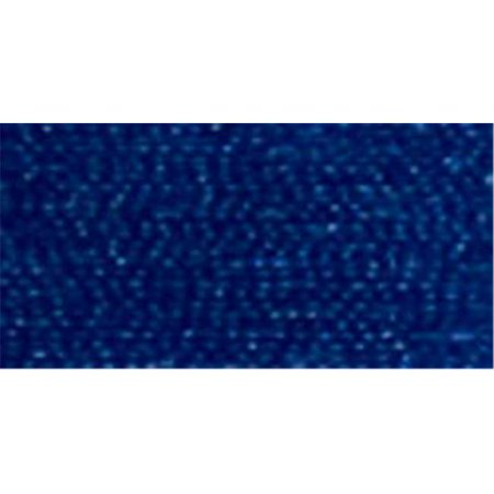 164 Yards Cotton Machine Quilting Thread 40 Weight, Imperial Blue
