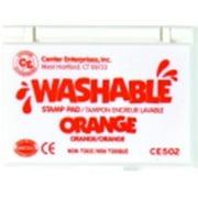 Center Enterprises Non-Toxic Washable Stamp Pad, Blue