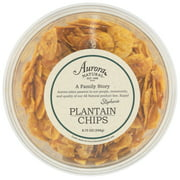 Aurora Natural Products Plantain Chips, 8.75 Oz.