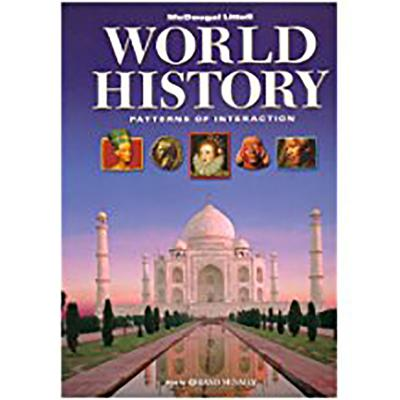 McDougal Littell World History: Patterns of Interaction : Student Edition Grades 9-12 2005