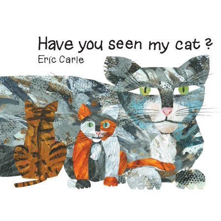 World of Eric Carle: Have You Seen My Cat? (Edition 97) (Paperback)