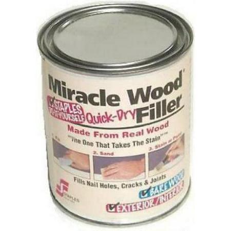 LB Miracle Wood Filler 2PK