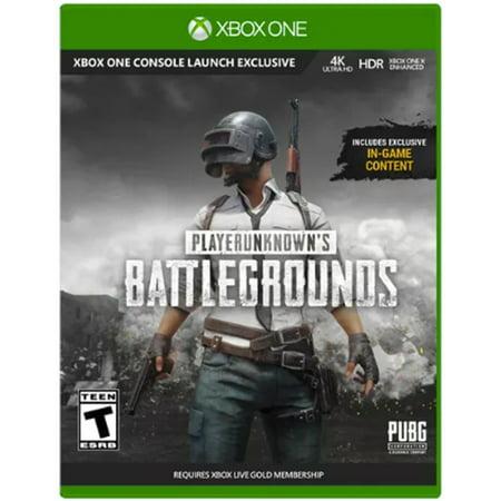 Playerunknowns Battlegrounds 1.0, Microsoft, Xbox One, 889842387018