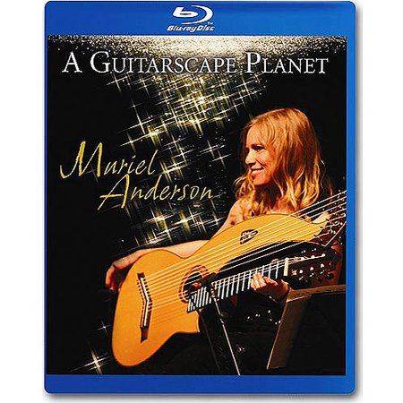 Muriel Anderson: A Guitarscape Planet (Blu-ray)