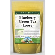 Blueberry Green Tea (Loose) (Deluxe Blend) (4 oz, Zin: 529848)