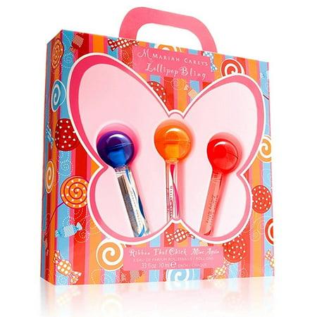 Marithe Girbaud - Mariah Carey  Lollipop Collection Women's 3-piece Mini Gift Set