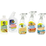 Earth Friendly Products Bath Clean Kit, 1ct