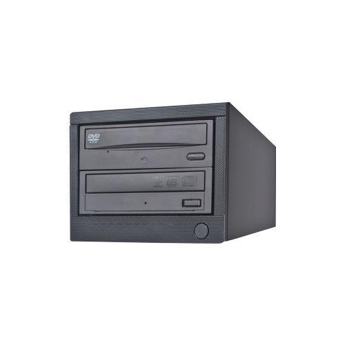 EZ Dupe EZD1TDVDLGB 1-Target DVD/CD Duplicator with LG Drives