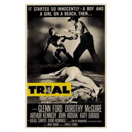 (Trial Movie Poster (11 x 17))