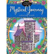 Cra Z Art Timeless Creations MYSTICAL JOURNEY COLORING BOOK