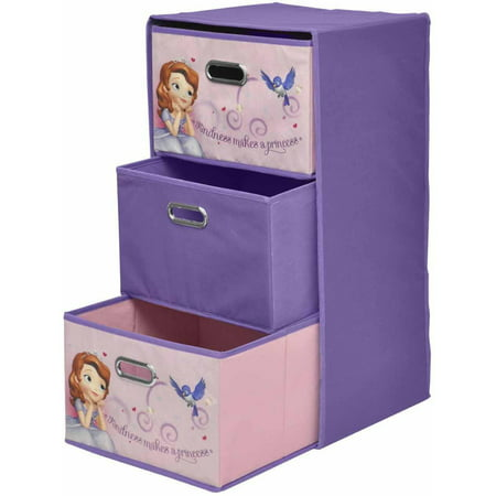 Disney Sofia The First Collapsible Storage